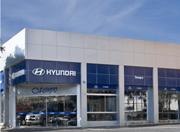 Fachada Hyundai